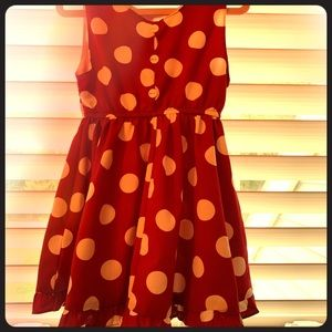 Other - Cute polka dot dress for toddler
